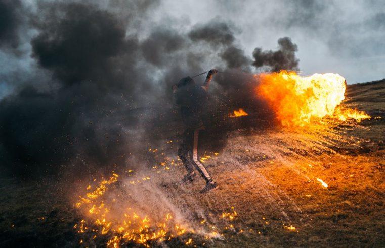 """Spectacolul """"The Birth of Violence"""", premieră mondială la Festivalul Internațional Europalia"""