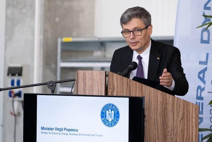 Virgil Popescu: Președintele CJ Mehedinți răspândește informații false!