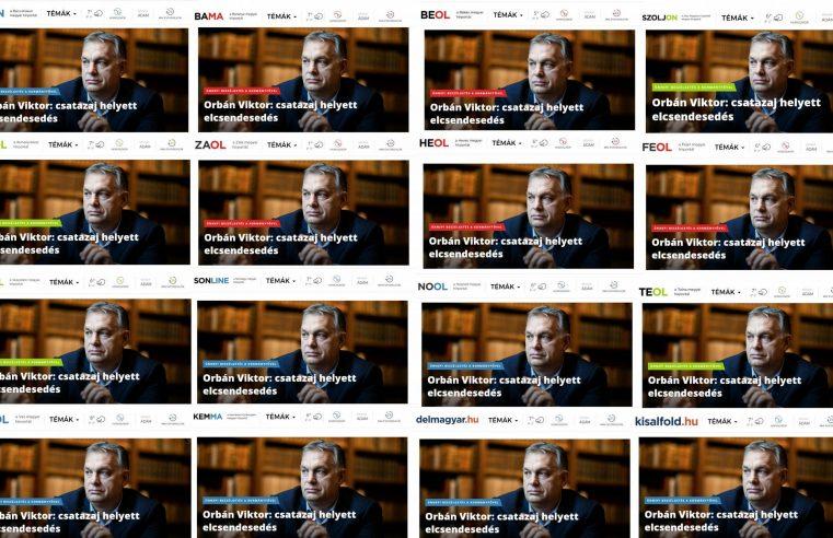 """""""Libertatea"""" presei sub regimul lui Viktor Orban la 30 de ani de la căderea comunismului"""