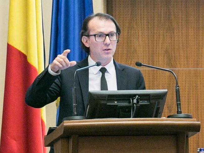 Florin Cîțu: Evaziunea fiscală, o problemă de securitate națională