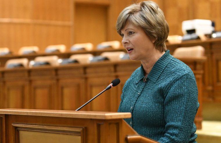 Florica Cherecheș: Guvernul PNL a pregătit un plan masiv de investiții în infrastructura de învățământ