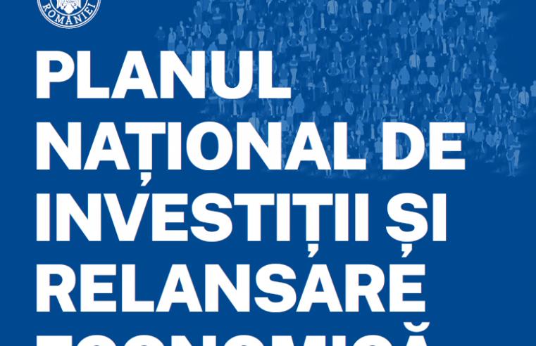 Planul integral de relansare economică (Document)