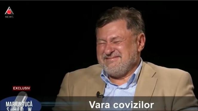 Rafila Tătaru Tucă criză de râs
