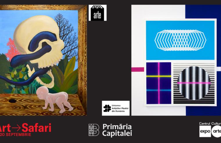 Cea de-a șaptea ediţie a Pavilionului de Artă București — Art Safari are loc în perioada 11-20 septembrie