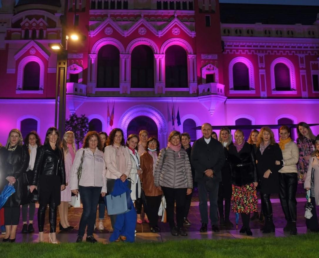 Florica Cherecheș, președinte OFL: Femeile din România au nevoie de un program național de screening pentru depistarea precoce a cancerului la sân