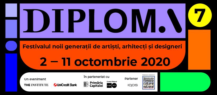 Astăzi începe FestivalulDIPLOMA 2020