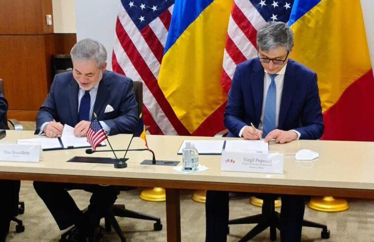 Ministerul Economiei: România și SUA parafează un acord privind  Reactoarele 3 și 4 de la Cernavodă și cooperarea în domeniul nuclear
