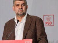 Ciolacu PSD alegerile