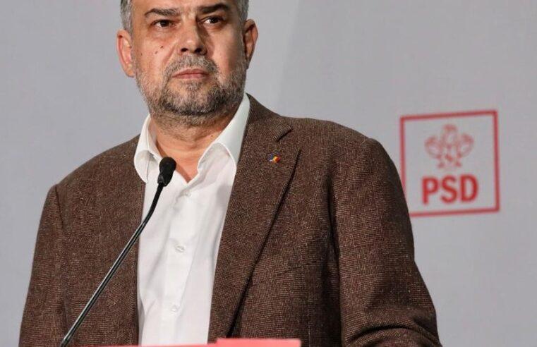 Ciolacu a făcut publică moțiunea de cenzură a PSD. Invită AUR și USRPLUS să o semneze