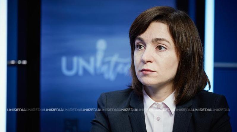 Răsturnare de situație. Maia Sandu câștigă primul tur al alegerilor din Moldova