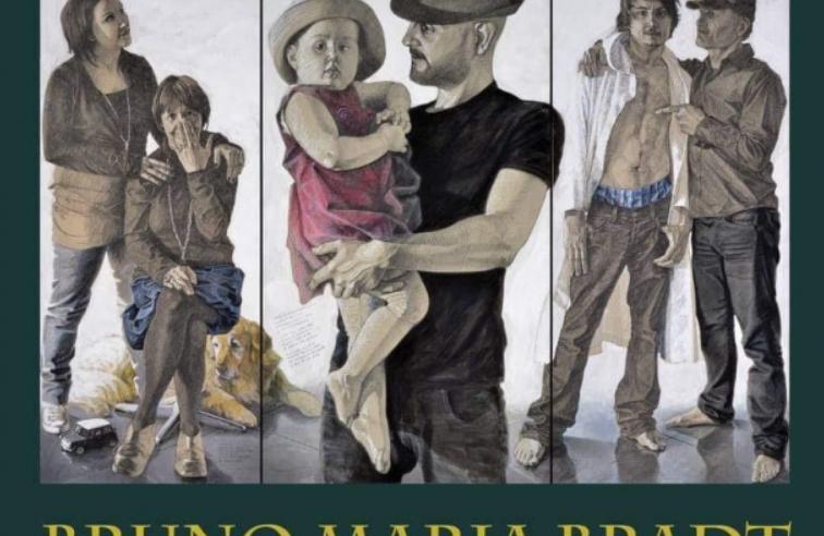 Premieră. Revista Tribuna a adus în România expoziția de grafică a artistului Bruno Maria Bradt