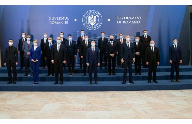 Guvernul Cîțu, validat de Parlament. Vezi programul de guvernare