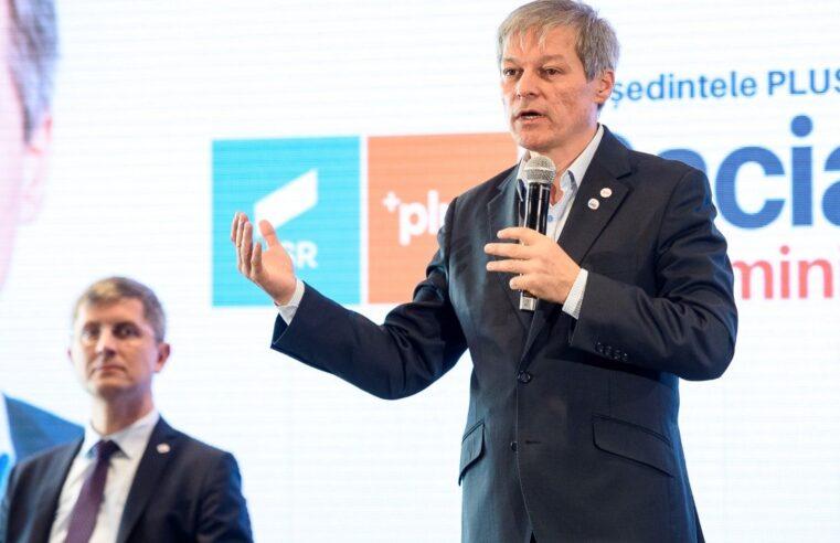 Cioloș, după ce a apărut în spațiul public informația că Orban vrea, din nou, premier: e nevoie de un nou început