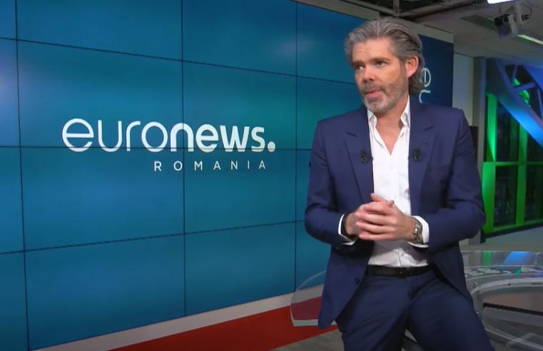 Euronews va emite în limba română