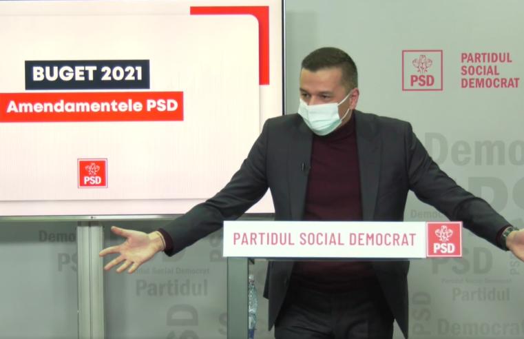 PSD îi face viața grea lui Cîțu. Aduce mii de amendamente la buget