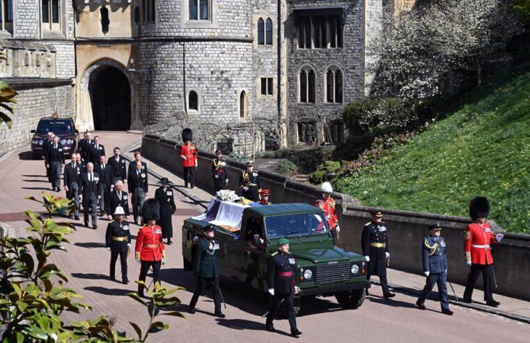 Prințul Philip, înmormântare specială (vezi imagini)