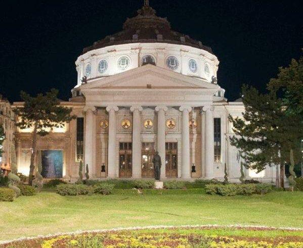 Recital cameral Beethoven la Ateneul Român. Online și fără public