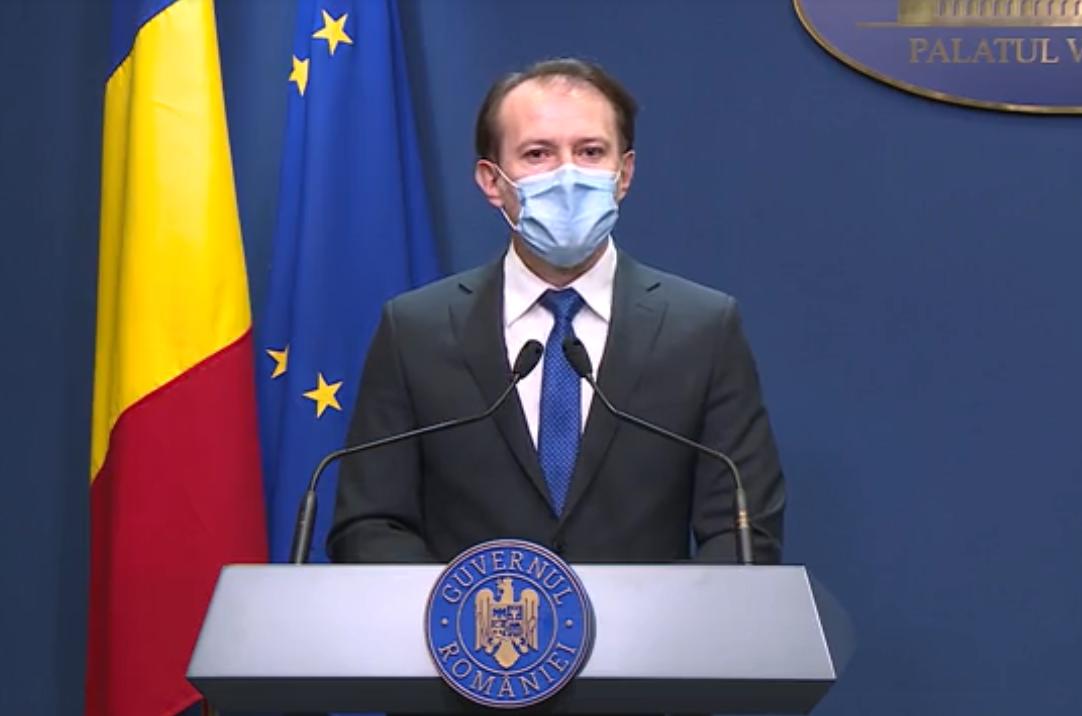 Voiculescu, demis. Premierul Câțu, interimar la Sănătate