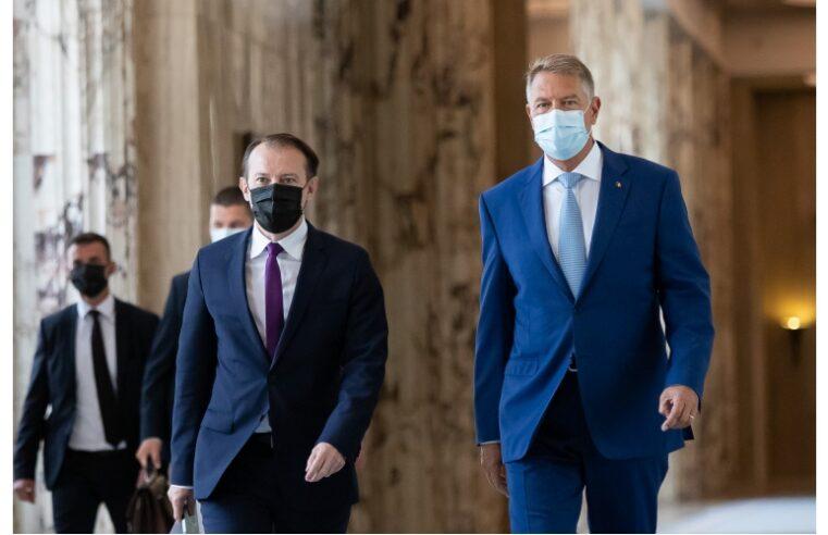 Iohannis vine la Congresul PNL. Mesaj clar de susținere pentru Cîțu