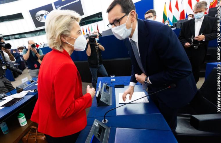 Cazul Poloniei: PE solicită respectarea supremației dreptului UE